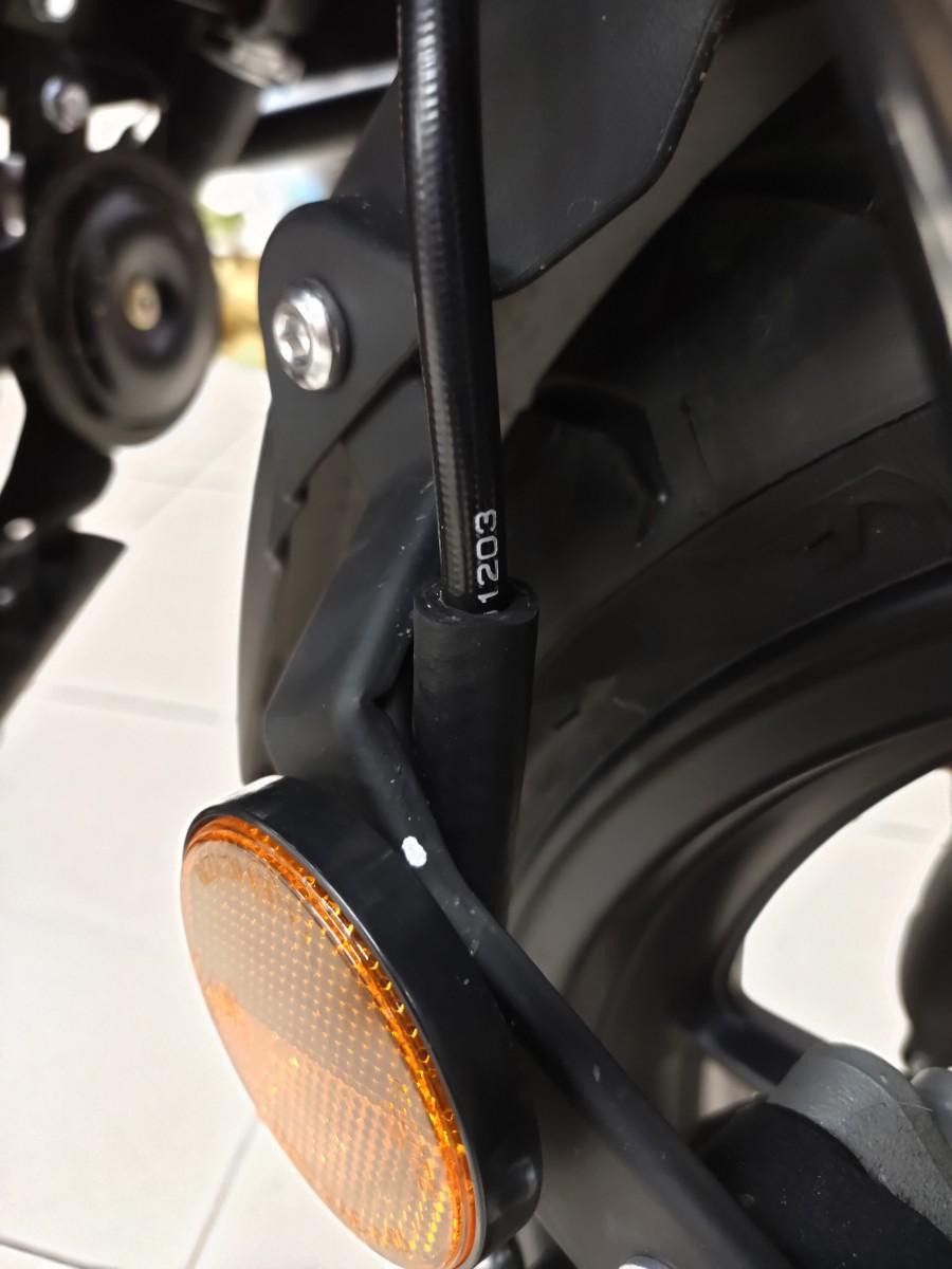 ТО-1 и как собран мотоцикл
